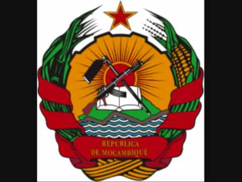 National Anthem of the Republic of Mozambique (1975 - 2002)