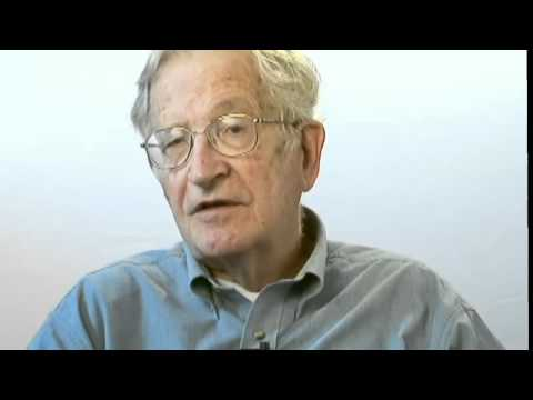 "Noam Chomsky on Love: ""Life's Empty Without It"""