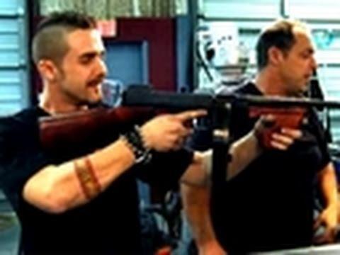 Sons of Guns- Tommy Gun Upgrade