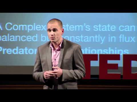 TEDxCanberra - Boho Interactive - Chaos, complexity, balloons and bunnies