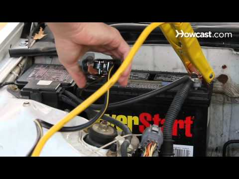 How to Diagnose Car Battery and Starter Problems