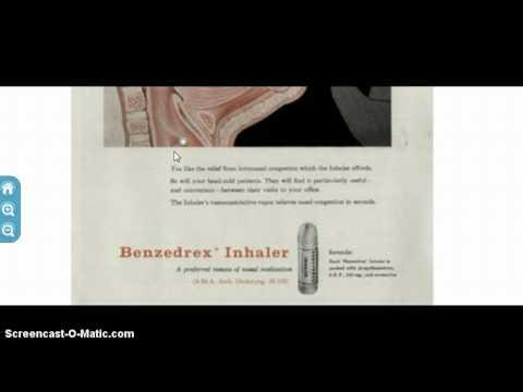 Stimulants Screencast Part 2