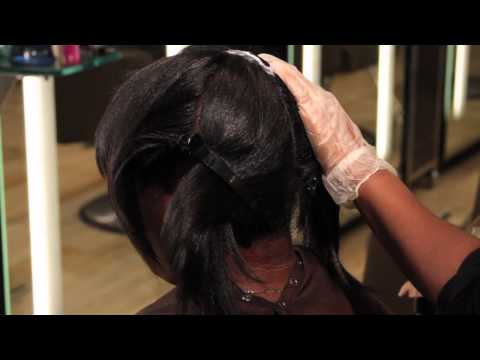 How to Relax Black Hair