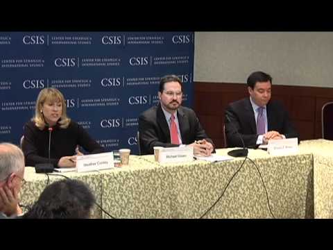 CSIS Press Briefing: President Obama?s Trips to G20 and APEC