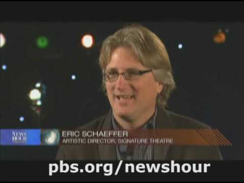 THE NEWSHOUR WITH JIM LEHRER | Signature Theatre | PBS