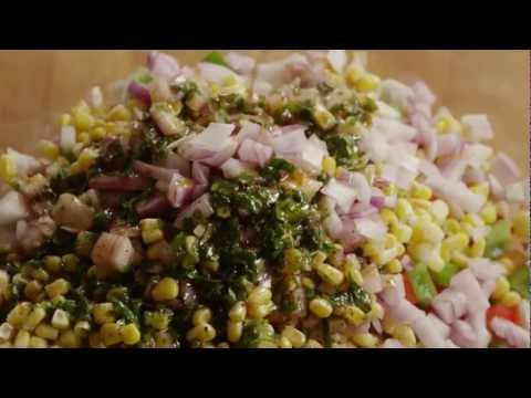 How to Make Mexican Bean Salad