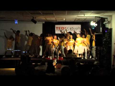 TEDxKatuah - Eternity Dance Group - Self Expression Through Dance