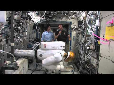 Expedition 32 InFlight Event for Destination Station