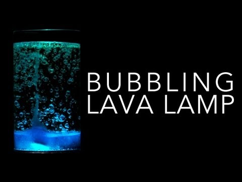 Bubbling Lava Lamp - Sick Science! #084