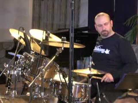 Single Flammed Mill - Drum Lessons