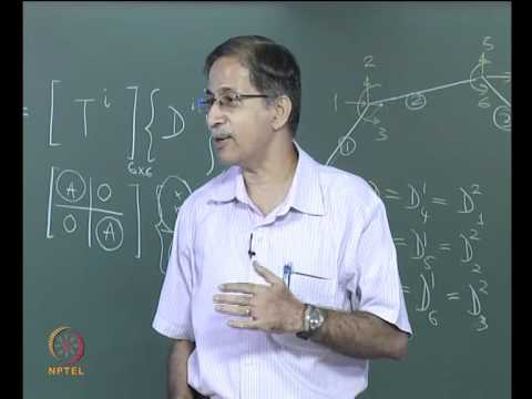 Mod-03 Lec-19 Basic Matrix Concepts