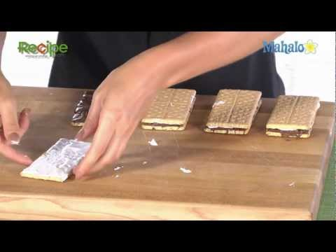 How to Make Super-Easy S'Mores