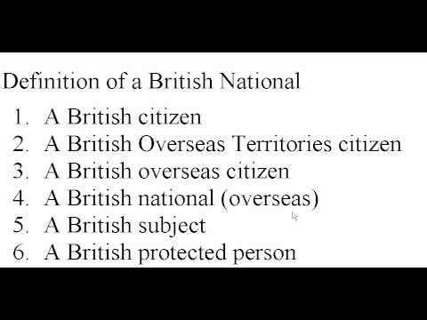 The Definition of British - ESL British English Pronunciation