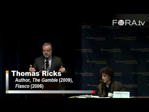 Bush's Legacy on Torture - Thomas Ricks