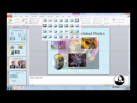 lynda.com: PowerPoint 2010 Beta: Real-World Projects