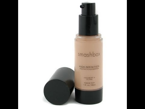 Smashbox High Definition Healthy Fx Foundation Review