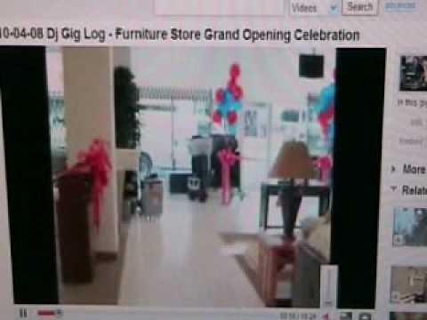 GIG LOG RESPONSE VIDEO