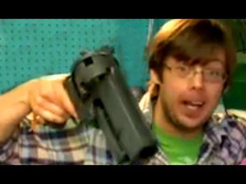 Hellboy II Gun Good Samaritan: BFX