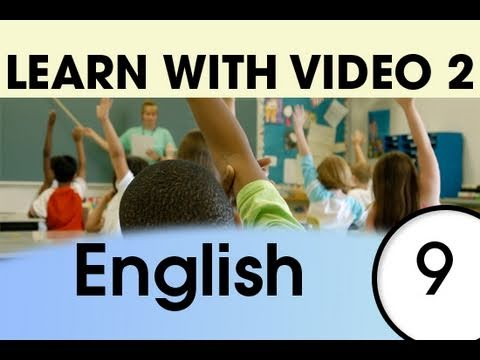 Learn English with Video - English Expressions and Words for the Classroom 2