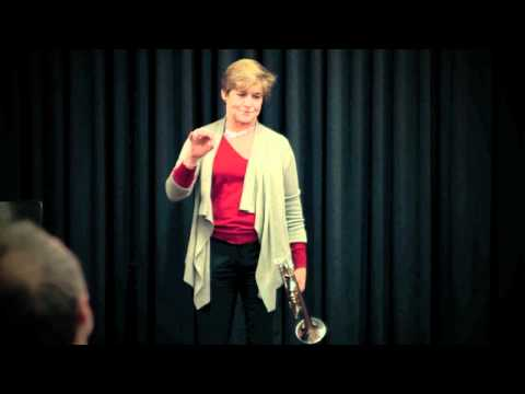 TEDxPhoenixvilleSalon - Barbara Prugh - Performance Part 2