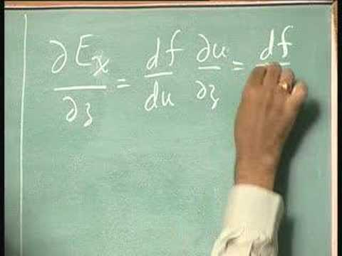 Lecture-32-The Wave Equation