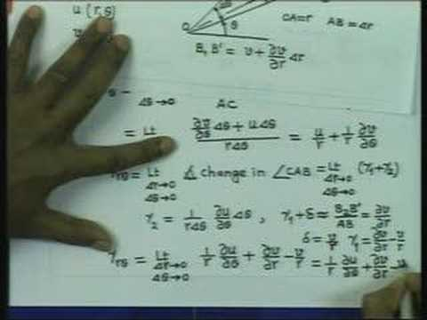 Lecture - 9 Advanced Strength of Materials