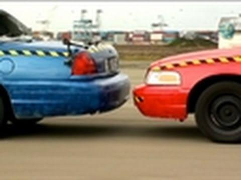 MythBusters- Bumper Car Myth