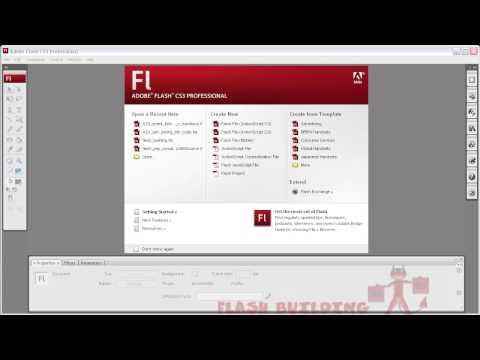External Page & File Linking in ActionScript 3.0 - Flash CS3 + CS4 Tutorial navigateToURL