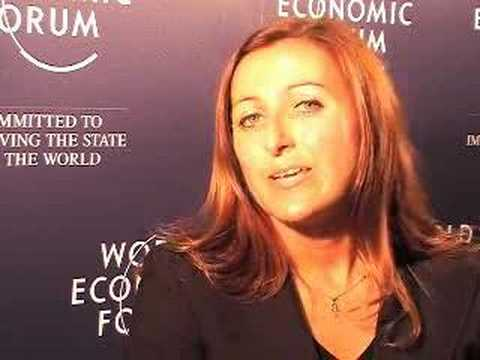 Global Competitiveness Report 2007 - Irene Mia (Spanish)