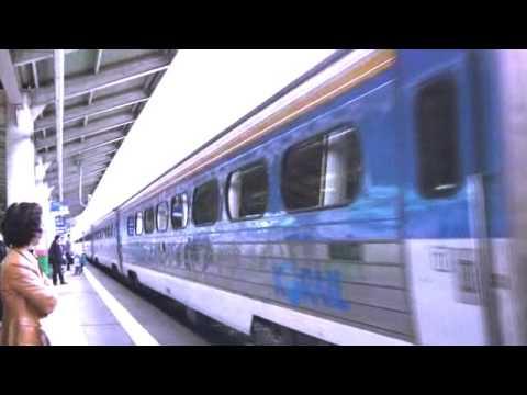 Korean Train - Jeonju Station