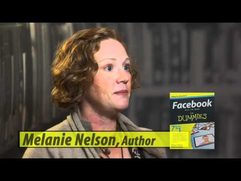 Facebook All-in-One For Dummies Melanie Nelson 111817108X