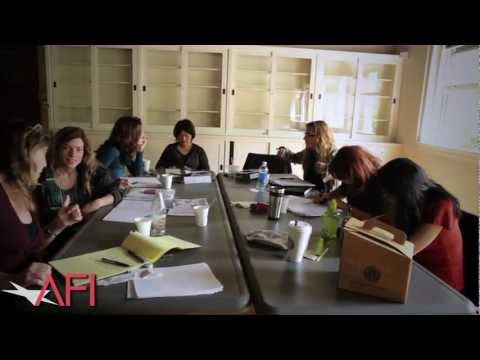 The Art of Pitching - AFI's Directing Workshop For Women