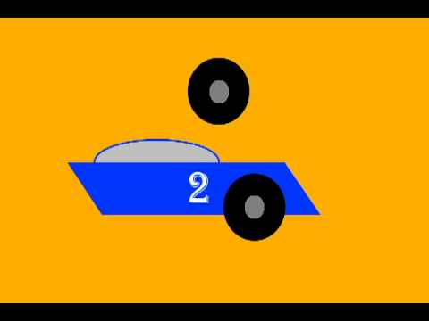 Vids4Kids.tv - Learn Shapes And Build A Car