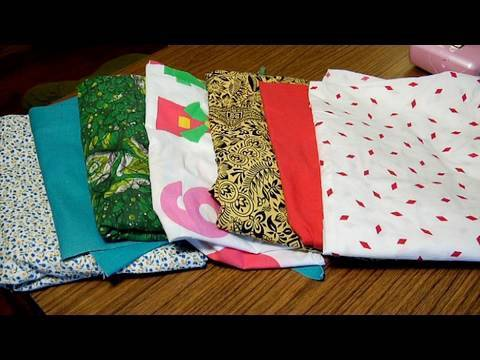 Mother's Day Fabric Banners, Decor it Yourself