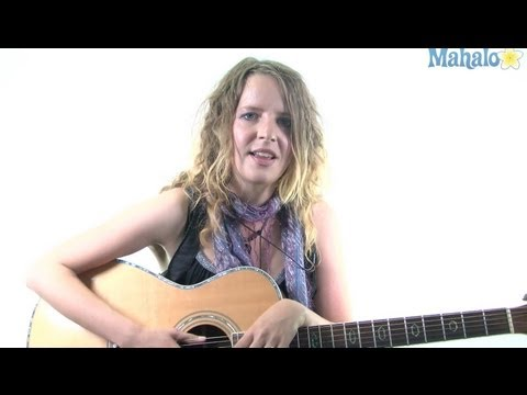 """How to Play """"I Shot the Sheriff"""" by Bob Marley on Guitar"""