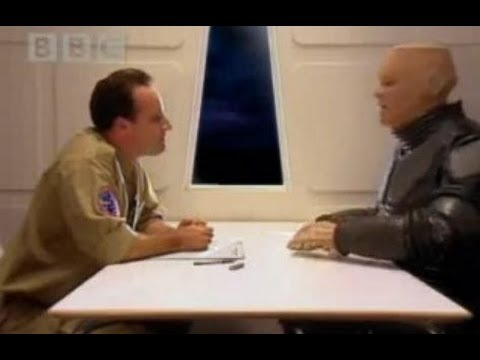 Psychiatric counsellor - Red Dwarf - BBC comedy