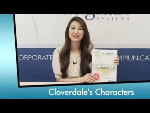 Cloverdale's Characters - Vaughan Systems