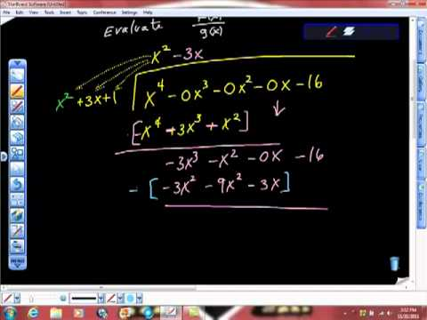 Polynomial Division #23
