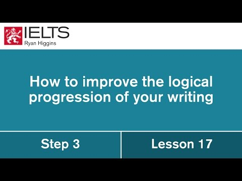 How to improve your IELTS writing