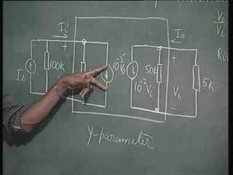Lecture - 16 Two Port Analysis