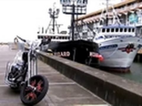 American Chopper- Deadliest Catch Bike Revealed