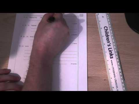 GCSE Mathematics AQA Module 5 NOV2009 non-calc