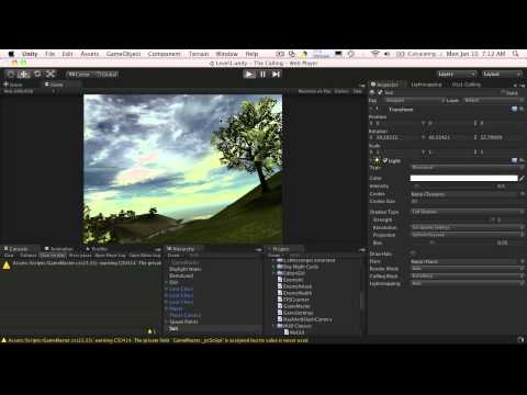 123. Unity3d Tutorial - Looting Part 8