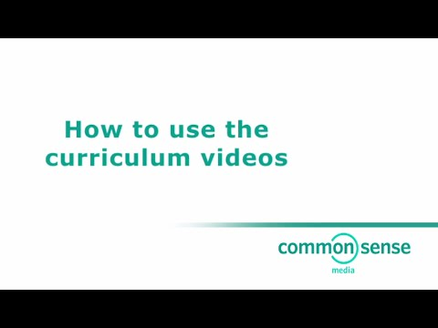 Using Curriculum Videos