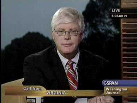 CAP's Christy Harvey on Elections on CSPAN Part 4