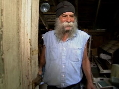 American Pickers: Hippie Tom
