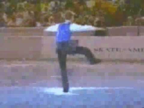 skater spin