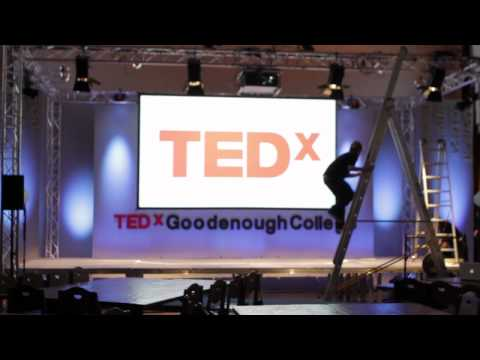 TEDxGoodenoughCollege - The Making Of