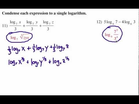 How to Understand Logarithms: Self Quiz 2