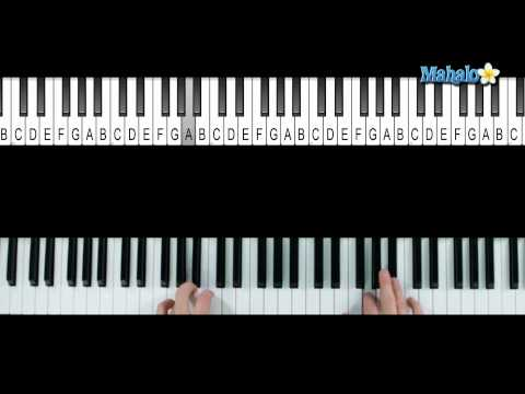 "How to Play ""Feeling Good"" by Muse on Piano"